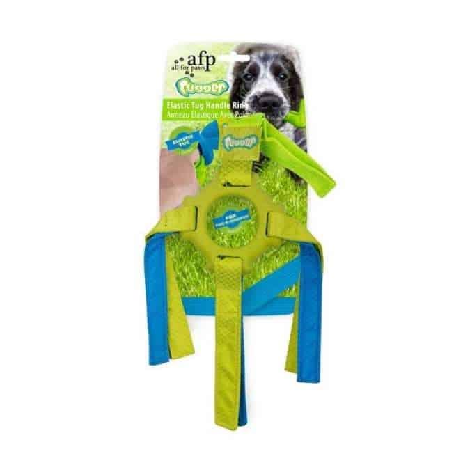 All for Paws Tugger - Elastic Tug Handle Ring