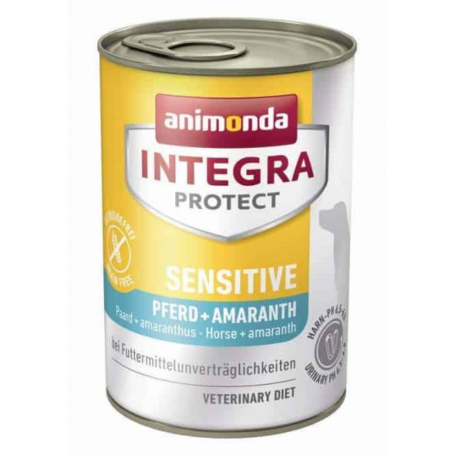 Animonda Dog Dose Integra Protect Sensitiv Pferd & Amaranth 400g