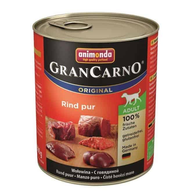 Animonda GranCarno Adult Rind 800g