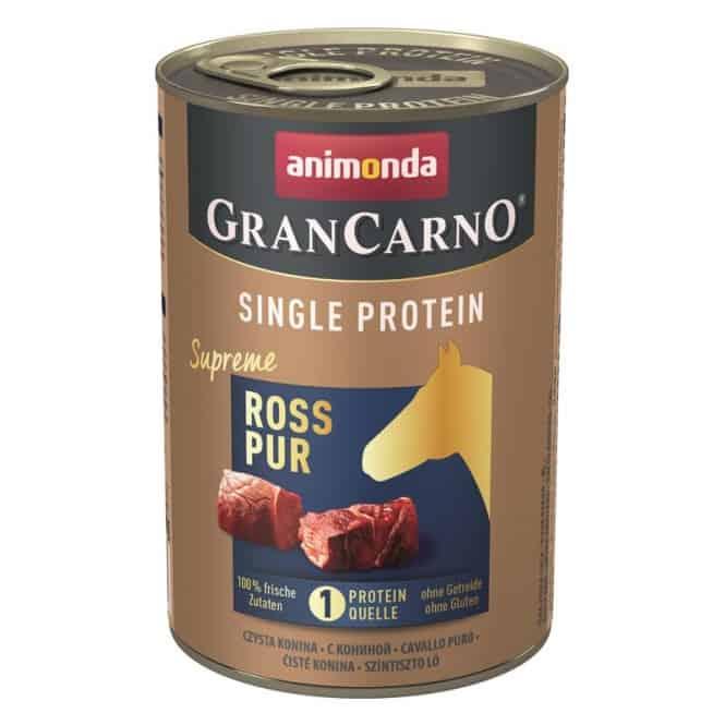 Animonda GranCarno Adult Ross pur 400 g