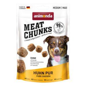 Animonda Snack Meat Chunks Huhn pur 60g