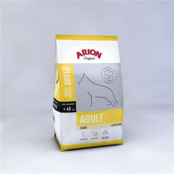 Arion Original Adult small/medium Light 3 Kg