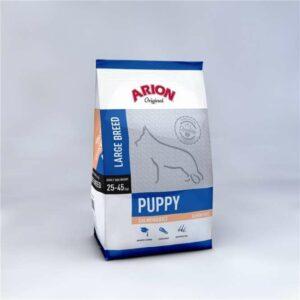 Arion Original Puppy large Salmon & Rice 12 Kg