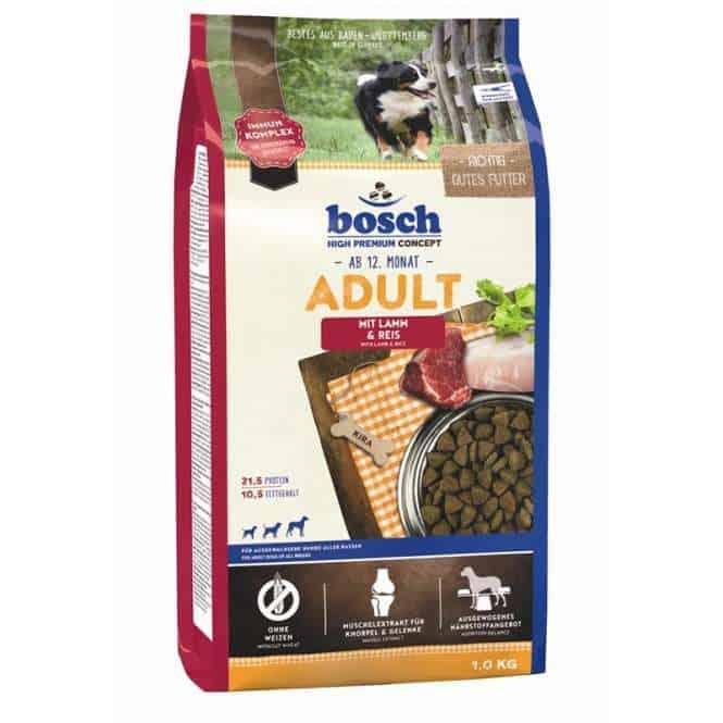 Bosch Adult Lamm & Reis 1 Kg