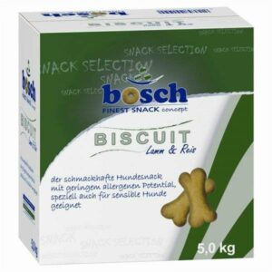 Bosch Biscuit - Lamm+Reis 5kg