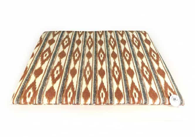 CARBONE Hundematte Mattress, 60 x 80 cm Indianer