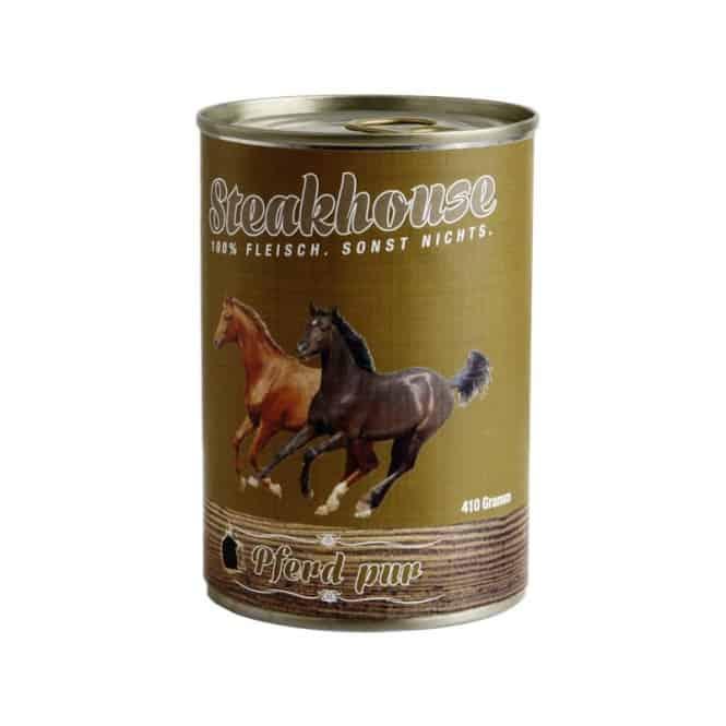 Fleischeslust Steakhouse Pferd Pur 820 g