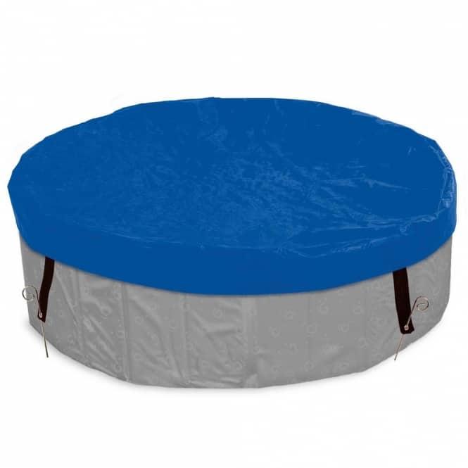 Karlie Flamingo Doggy Pool Schutzabdeckung - Blau 120 cm