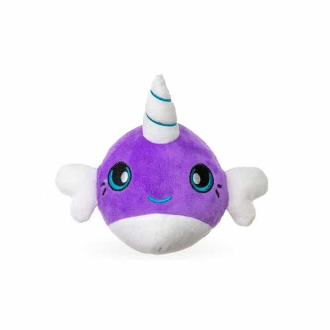 Karlie Plüschspielzeug Ball mit Motiv Fisch