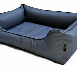 Lebon Hundebett Paula PLUS - Grau 100 x 75 cm