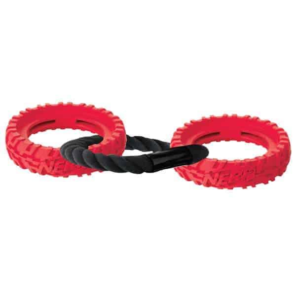 NERF DOG Trax Tire Wheel Tug