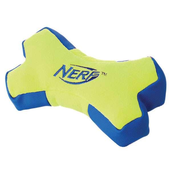 NERF DOG Ultraplush Trackshot Bone