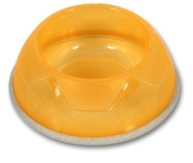 Pet-Star Fressnapf SMACKY FOOTBALL Orange