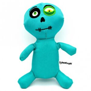 PROCYON Hundespielzeug Zombie Monster