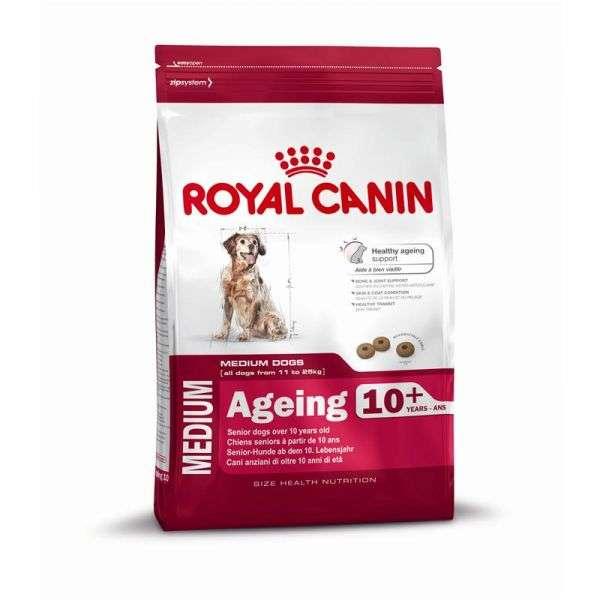 Royal Canin Size Medium Ageing 10+ 15 kg