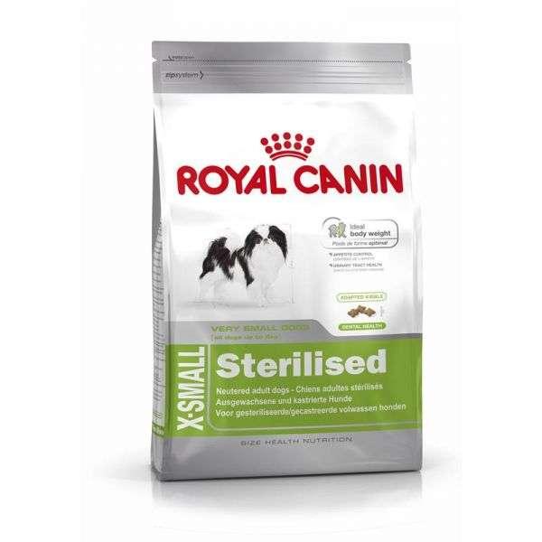 Royal Canin X-Small Sterilised 1,5 kg