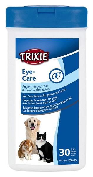 Trixie Augen-Pflegetücher, 30 Stück