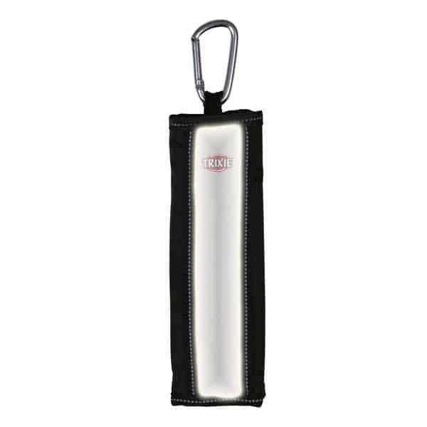 Trixie Flash Sicherheitsband mit Tasche - 16 cm