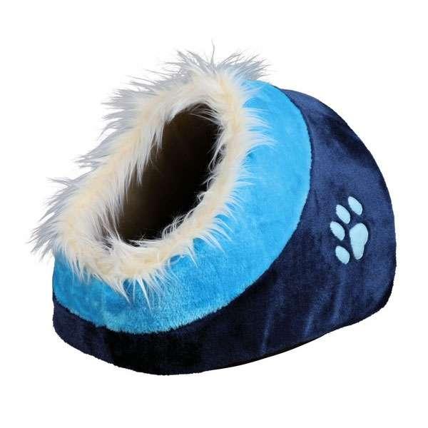 Trixie Kuschelhöhle Minou - dunkelblau/blau