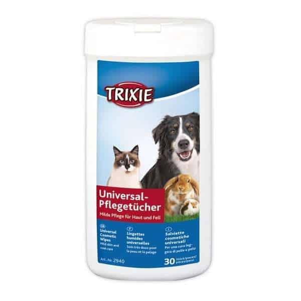 Trixie Universal-Pflegetücher 30 St.