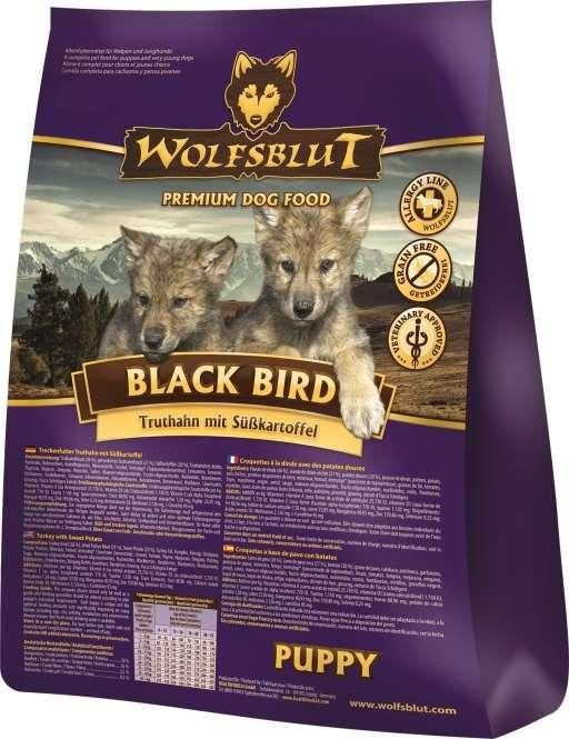 Wolfsblut Black Bird Puppy 2 Kg
