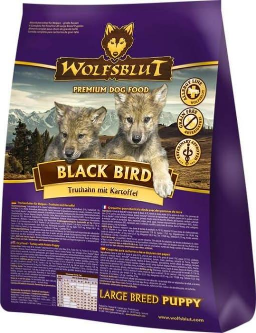 Wolfsblut Black Bird Puppy Large 2 kg