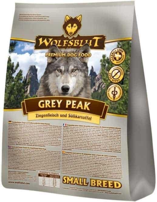 Wolfsblut Grey Peak small Breed 15 kg
