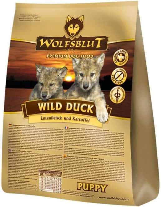 Wolfsblut Wild Duck Puppy 2 kg